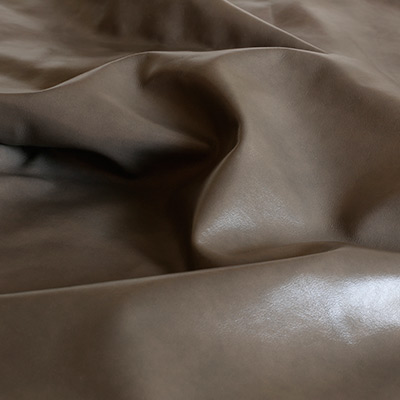 Bovine leather from European abbatoirs.